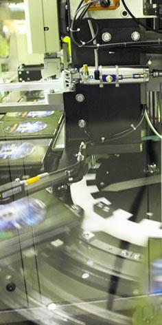 potlač CD ofsetom alebo sieťotlačem